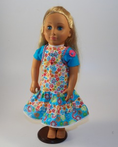 Tolly doll
