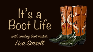 It's a Boot Life2015